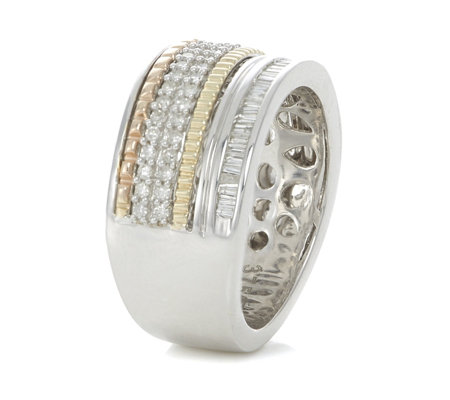 Alison Young 0.5ct Diamond Signature Ring 9ct Gold