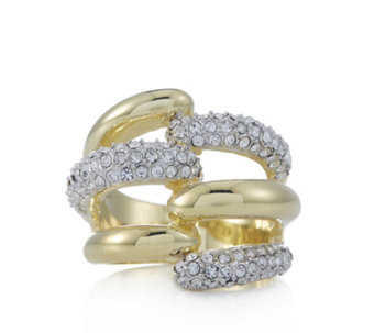 """As Is"" Roberto by RFM Pave Claw Ring - 305352"