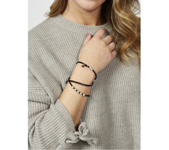 Sence Copenhagen Be Relaxed Wrap Around Bracelet - 314452