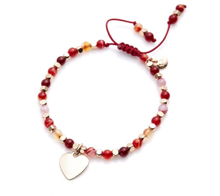 Lola Rose Queensbury Semi Precious Adjustable Bracelet