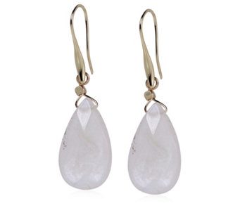 Bcharmd Luna Faceted Pear Drop Earrings - 309157
