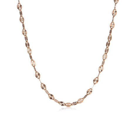 Bronzo Italia Stellata Necklace
