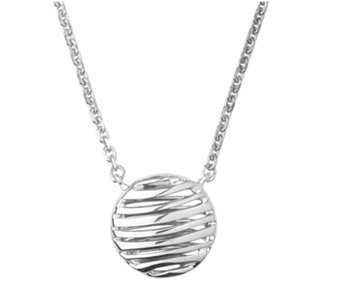 Links of London Thames Necklace Sterling Silver - 307858