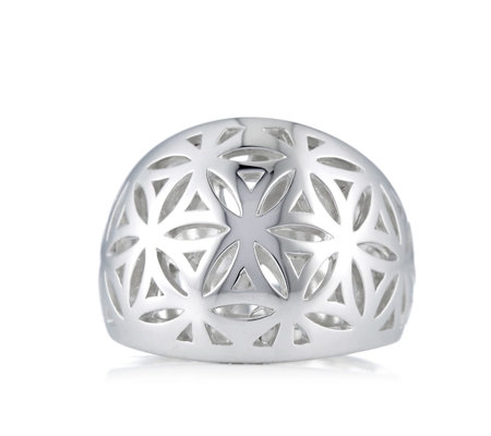 Links of London Maze Ring Sterling Silver