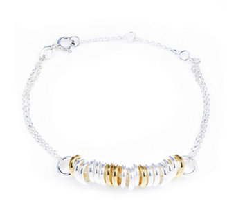 Links of London Sweetie 16cm-20cm Bracelet Sterling Silver - 309661