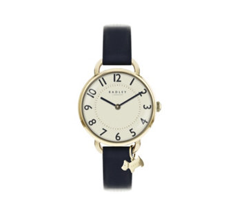 Radley London Southwark Park Charm Leather Strap Watch - 316261