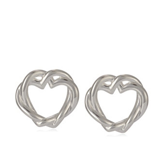 Links of London Kindred Soul Stud Earrings Sterling Silver - 306265