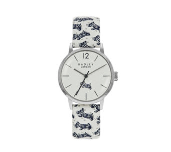 Radley London Folk Dog Leather Strap Watch - 316265