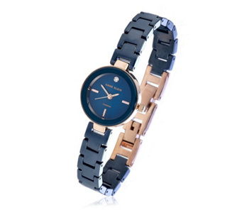 Anne Klein Ladies Ava Ceramic Bracelet Watch - 315070