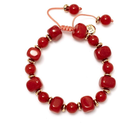 """As Is"" Lola Rose Farrah Semi Precious Bracelet"