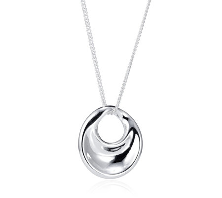 Pilgrim Manuela Polished 80cm Necklace