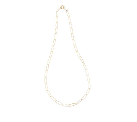 K by Kelly Hoppen Shimmer Hero 90cm Chain Sterling Silver