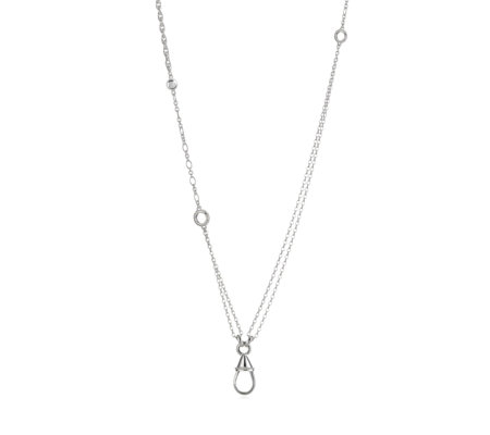 Links of London Amulet Necklace Sterling Silver