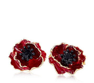 The Poppy Collection Stud Earrings by Bill Skinner - 307081