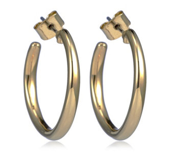 Elizabeth Taylor Hoop Earrings - 308381