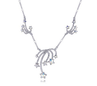 Butler & Wilson Shooting Stars 42cm Necklace - 308087