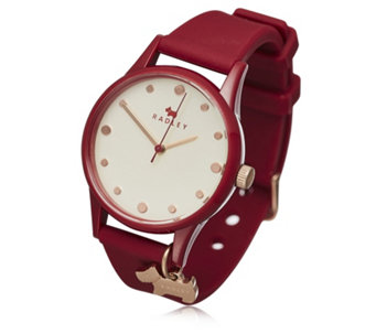 Radley London Large Dial Watch It Silicone Strap Watch - 318988
