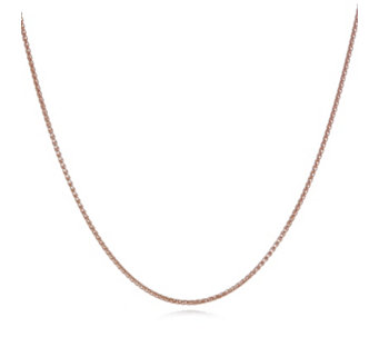 Links of London Spiga 50cm Necklace Sterling Silver - 307089
