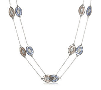 Frank Usher Set of 2 Summer Station 90cm Necklaces - 306695