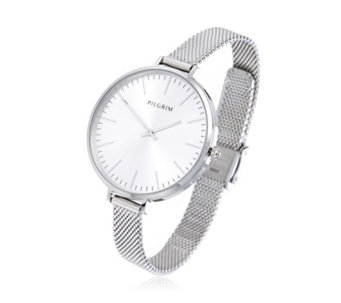 Pilgrim Mesh Strap Watch - 305596