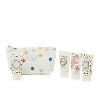 Emma Bridgewater Wash Bag & Hand Cream Trio - 402106