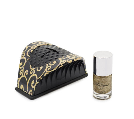 Nail Buddy Gold Nail Polish Holder