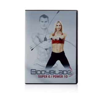 Bodyblade Super 6 Power 10 DVD Set - 401017