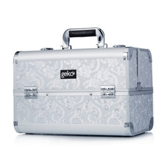 Geko Large Three Tier Vanity Case - 401034
