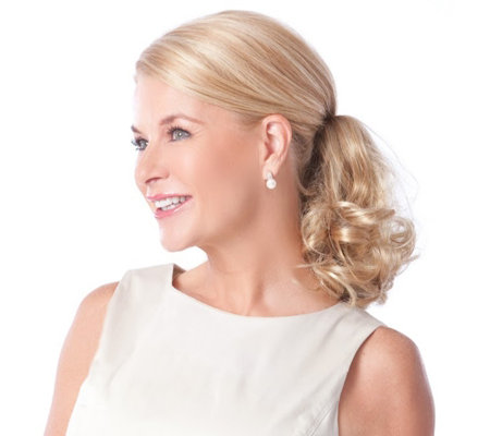 Toni Brattin's Hair Fabulous Double Play Clip-On Ponytail