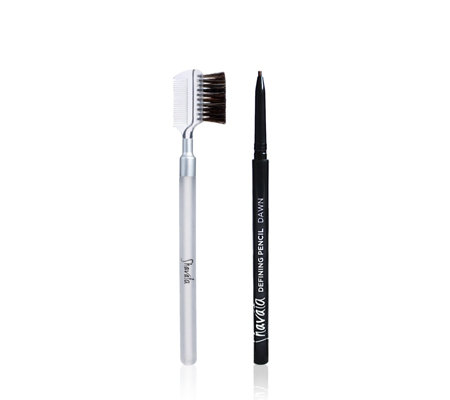 Shavata Defining Pencil & Eyebrow Brush
