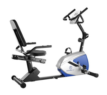 Marcy Azure Recumbent Exercise Bike - 401954