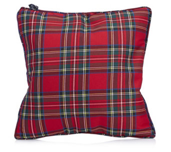 Qi Orthopedic Air Cushion Tartan - 401363