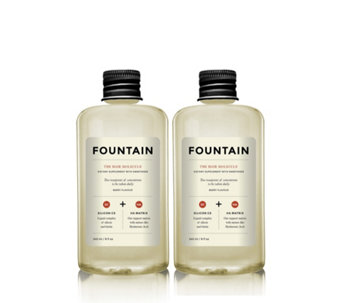 Fountain Hair Molecule Duo Drink - 401671