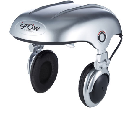 Igrow Hands Free Hair Growth Laser System Page 1 Qvc Uk