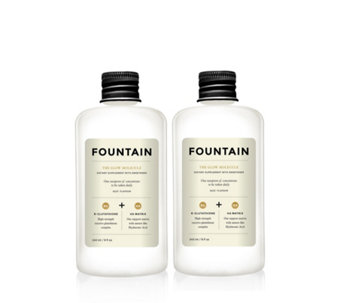 Fountain Glow Molecule Duo Drink - 401674