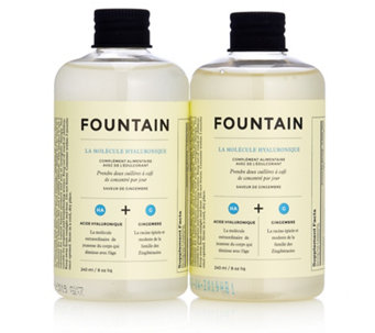 Fountain Hyaluronic Molecule Duo Drink - 401675