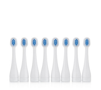 Sonic Chic Deluxe Brush Heads Pack of 8 - 401376