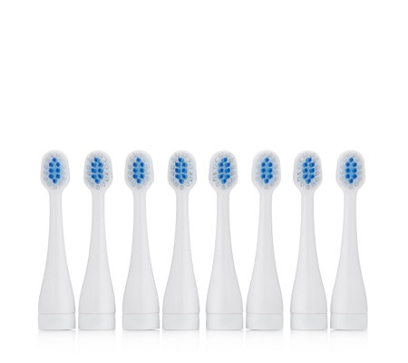 Sonic Chic Deluxe Brush Heads Pack of 8