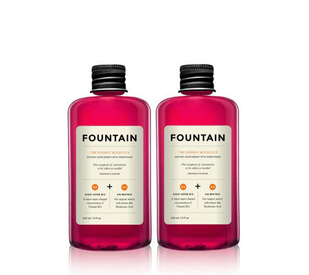 Fountain Energy Molecule Duo Drink