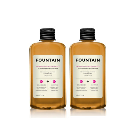 Fountain Phyto-Collagen Molecule Duo Drink