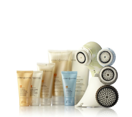 Clarisonic Plus Face & Body Complete Sonic Cleansing System