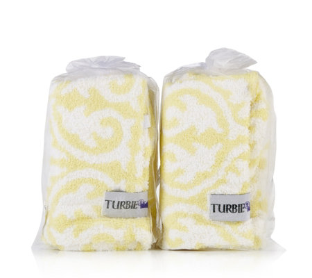 Turbie Twist Set of 2 Paisley