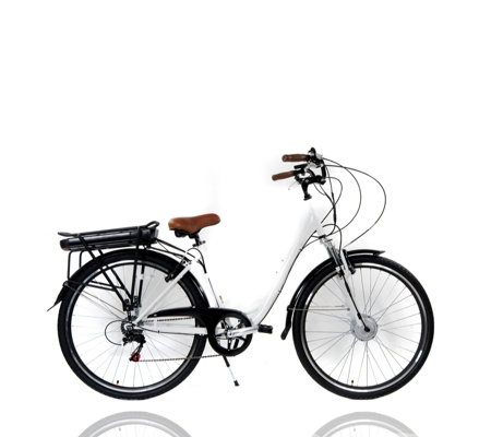 Cyclotricity Steel Frame Jade Bike with 7AH Battery