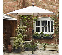 AtLeisure Garden Umbrella with 2 Canopies & Cover - 508900