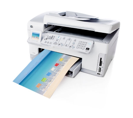 HP C7280 All in One Printer, Scanner, Copier & Fax with Photo
