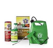 Richard Jackson's 1.2kg Slug & Snail Pest Control Ant Control Kit with Sprayer - 509809