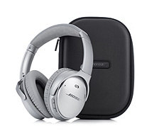 Bose QuietComfort 35 Noise Cancelling Over-Ear Wireless Headphones - 508312