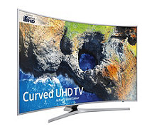 Samsung MU6500 Curved 4K Ultra HD HDR Smart TV with WiFi - 509812