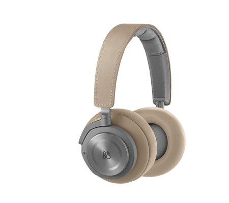 B&O Play H9 Wireless Bluetooth Headphones with Noise Cancellation