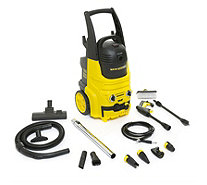 Wolf Blaster Vac 2 n 1 Power Washer & Vacuum Cleaner with Accessories - 515414